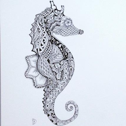 ZIA Seahorse