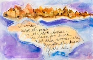 shore poem
