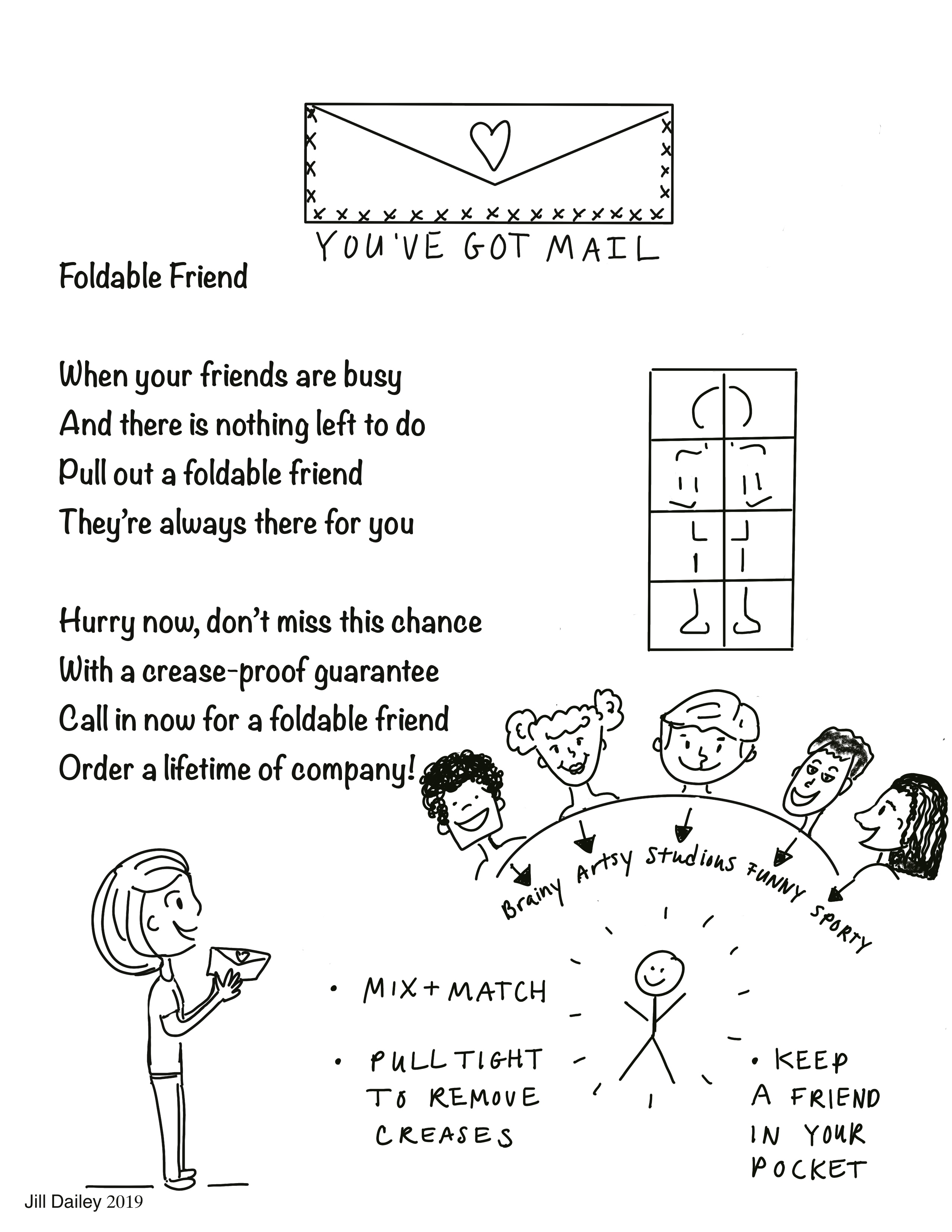 Foldable_Friend